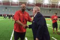 Governor Visits University of Maryland Football Team (36922757905).jpg