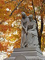 Graham Monument, Allegheny Cemetery, 2015-10-27, 03.jpg