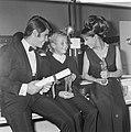Grand Gala du Disque 1965 , het 9-jarig zoontje Gaby van Toon Hermans , samen me, Bestanddeelnr 918-2583.jpg