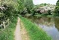 Grand Union Canal near Glen Parva, Leicester - geograph.org.uk - 814969.jpg