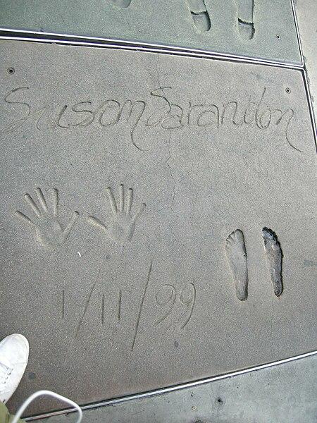 Susan Sarandon -Filmography