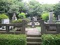 Grave of Kiyoshi Goko, in the Aoyama Cemetery.jpg