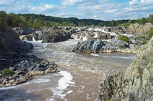Great Falls of the Potomac River