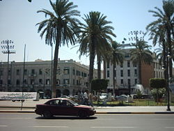 Green Square, located near the waterfront in Tripoli.jpg