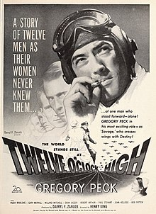 Gregory Peck in 'Twelve O'Clock High', 1949.jpg