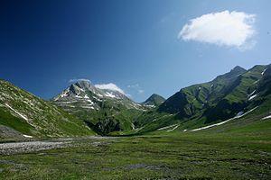 Passo Greina, Switzerland