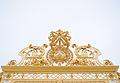 Grille armoriée Versailles armes royales de France 2.jpg