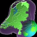 GroningenNetherlandsGlobe.png