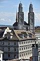 Grossmünster - Rathaus Zürich - Lindenhof 2018-09-05 15-34-03.jpg