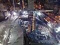 Ground Zero (New York) at night.jpg