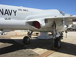 Grumman A-6E, Estrella Museum, Paso Robles, starboard aft quarter (5779448721).jpg