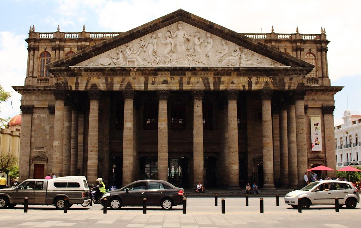 El origen del Teatro Degollado