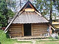 Gubalowka, Cheese Smokers' Hut - panoramio.jpg