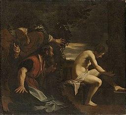 Susanna im Bade (Kopie nach)