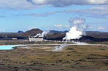 Dry Steam Power Plant Geothermal Energy
