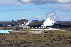 Image illustrative de l'article Centrale géothermique de Reykjanes