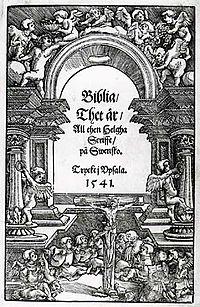 Review of Gustav Vasa - Lund University