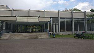 Hörsaalzentrum Chemie - Eingangsbereich West.jpg