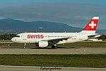 HB-IPX Airbus A319-111 A319 - SWR (30854570935).jpg