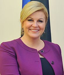 Kolinda Grabar-Kitarovi? - the hot, kind, clever,  diplomat  with Croatian roots in 2017