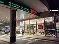 HK 金鐘 Admiralty 金鐘道 Queensway 長江集團中心 Cheung Kong Center carpark entrance night November 2019 SS2 01.jpg