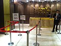 HK CWB Sun Hung Kai World Trade Centre counter 譽·東 iUnQ Grand showflat July-2011.jpg