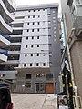 HK WC Wan Chai 聖佛蘭士街 St. Francis Street 嘉諾撒聖方濟各書院 St. Francis' Canossian School April 2021 SS2 01.jpg