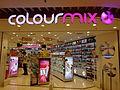 HK YL Yuen Long 元朗 形點 Yoho Mall shop ColourMix Nov-2015 DSC.JPG