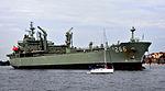 HMAS Sirius 2009