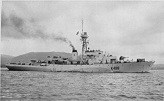 HMS <i>Sherborne Castle</i> (K453)