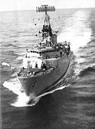HMS Gurkha-F122 1