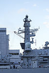 HMS Northumberland (F238) at West India South Dock - Superstructure 03.jpg