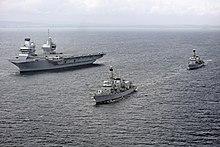 Carrier battle group - Wikipedia