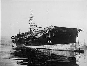 HMS Smiter (D55) - HMS Smiter