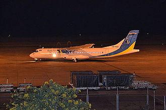 Kan Air - Kan Air ATR 72-500, Khon Kaen Airport, (December 2014)