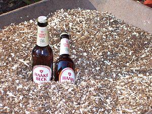 Haake-Beck bottles