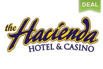 Hoover Dam Lodge - Hacienda logo.