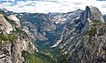 Half Dome & Yosemite Valley (Sierra Nevada Mountains, California, USA) 5.jpg