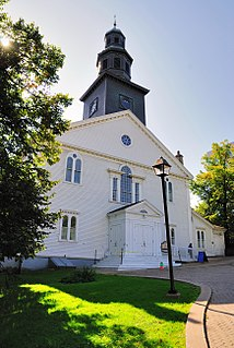 St. Pauls Church (Halifax) Church in Nova Scotia, Canada