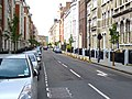 Hallam Street from New Cavendish Street (north) - panoramio.jpg