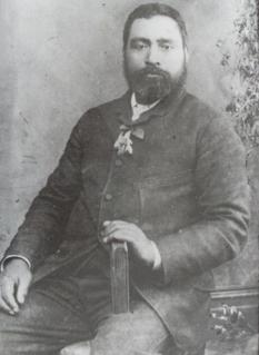 Hāmiora Mangakāhia Ngati Whanaunga leader, assessor, politician