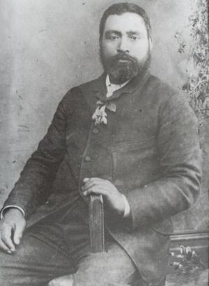 Hāmiora Mangakāhia - Hamiora Mangakahia