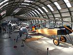 Hangar 4 en el Museo del Aire, Madrid, España, 2016 02.jpg