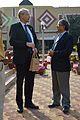 Hans-Martin Hinz and Ganga Singh Rautela - Kolkata 2014-02-13 9045.JPG