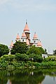 Hanseswari Mandir - South-east View - Bansberia Royal Estate - Hooghly - 2013-05-19 7329.JPG