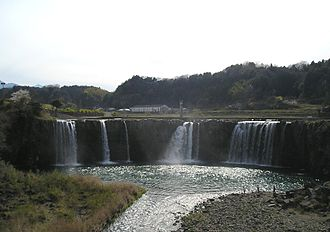Bungo-ōno - Harajiri Waterfall
