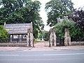 Hardwick Road Cemetery - geograph.org.uk - 466918.jpg