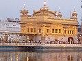 Harmandir Sahib Amritsar Punjab Sept 2018.jpg