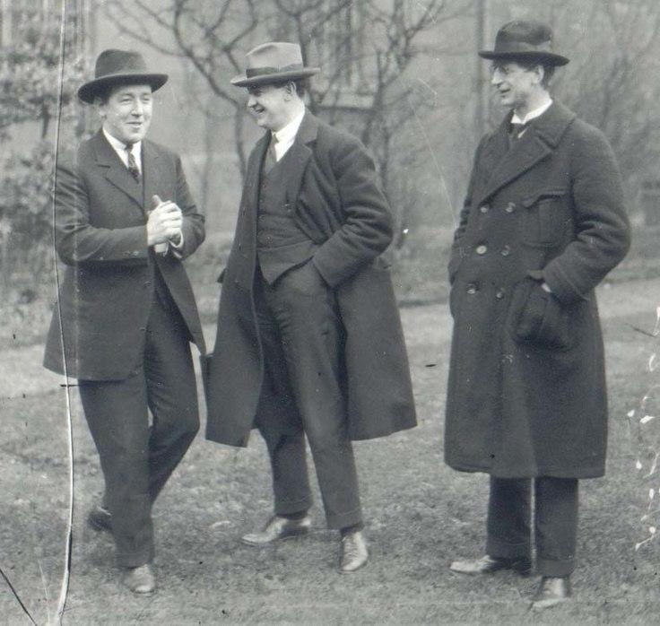 Harry Boland Michael Collins Éamon de Valera
