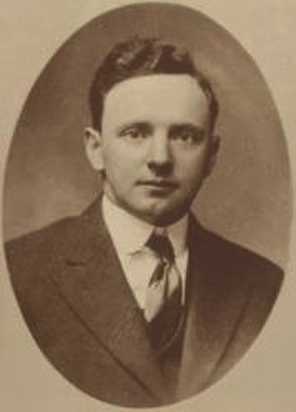 Harry F. Byrd - Byrd as a state senator during the 1916 General Assembly